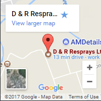 Directions to D&R Custom Campers